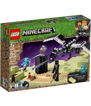 LEGO MINECRAFT Ääritaistelu 21151