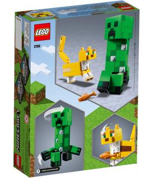 LEGO MINECRAFT BigFig Creeper™ ja Oselotti 21156