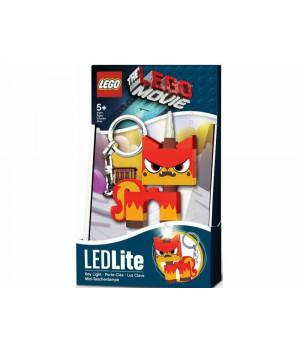 IQ LEGO THE LEGO MOVIE ANGRY KITTY LED-avaimenperä
