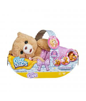 MOOSE LITTLE LIVE Cozy Dozy Cubbles, 20cm