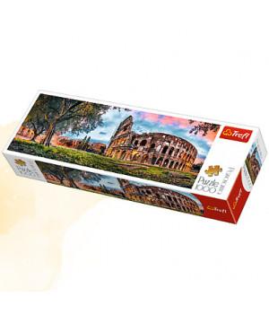 TREFL Panoraamapalapeli 1000 Rooman Colosseum
