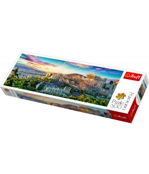 TREFL Panoraamapalapeli 500 Ateena