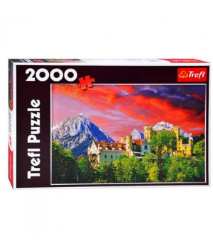 PALAPELI 2000 HOHENSCHWANGAUN LINNA, BAIJERI