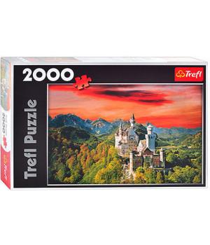 TREFL Palapeli 2000 Linna