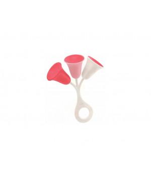 CHICCO Helistin Tulppaani (Vaaleanpunainen)