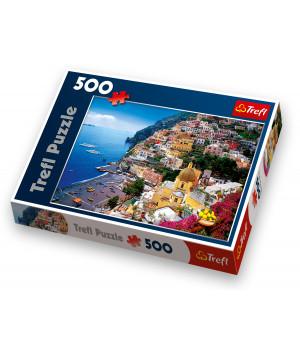 TREFL Palapeli 500 Positano, Italia