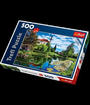 TREFL Palapeli 500 Chiemseen Järvi