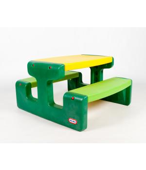 MGA LITTLE TIKES Piknikkipöytä suuri