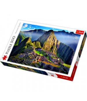 TREFL Palapeli 500 Machu Picchu