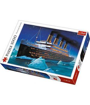 TREFL Palapeli 1000 Titanic