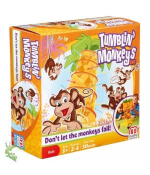 MATTEL Tumblin' Monkeys Game Int'l apinapeli