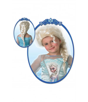 "Rubies ""Frozen"" Elsa parukas"
