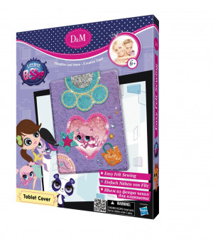 REVONTULI Littlest Pet Shop PC-suojus Minka