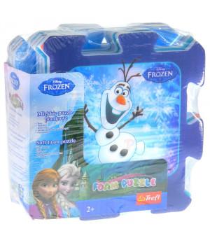 TREFL Vaahtopalapeli Frozen
