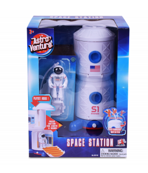 Playmind Astro Venture Avaruusasema