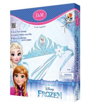 REVONTULI Frozen  Tiara ja taikasauva