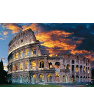 TREFL Colosseum -palapeli 1500