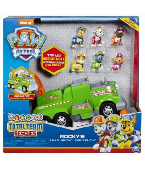 PAW PATROL Auto Team Rescue Rocky