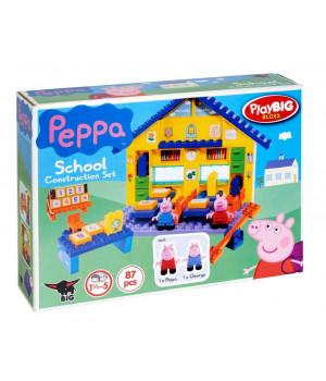 SIMBA Peppa Pig Klotsikomplekt Kool