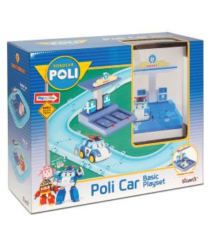POLI Smart vehicle huoltoasema-leikkisetti