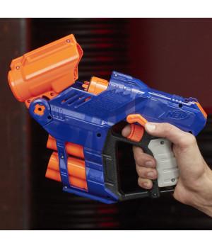 HASBRO NERF Elite Shellstrike DS 6 ase
