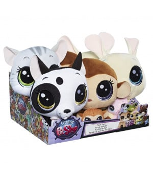 HAS LPS Plush Pairs ast.