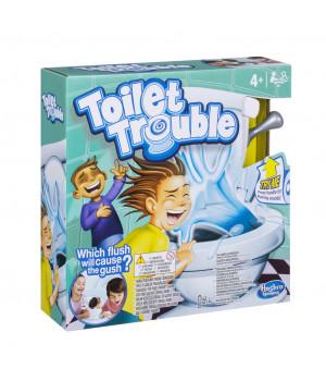 HASBRO Toilet Trouble Lautapeli Pyttypulmat