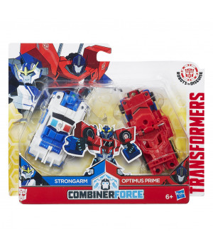 с0629 Strongarm and Optimus Prime