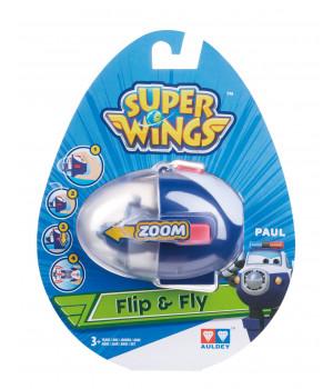 SUPER WINGS FLIP & FLY -Paul 7 CM