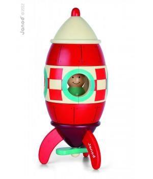 JANOD Raketti magneeteilla