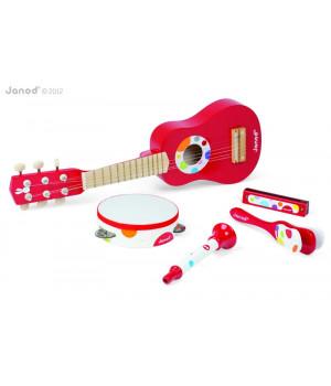 JANOD Musiikkisoittimien setti