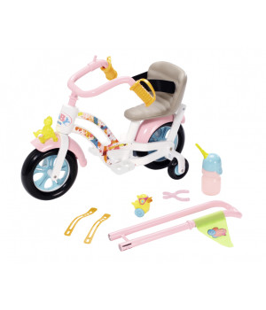 ZAPF BABY BORN PLAY & FUN nuken pyörä
