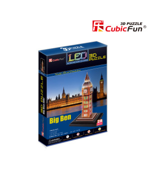 BIG BEN LED-VALOLLA