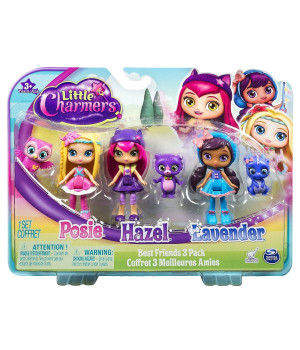 Spin Master Little Charmers Mininukud