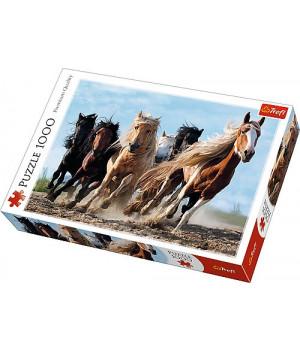 TREFL Palapeli 1000 Hevoset