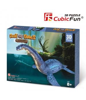 CUBICFUN Palapeli Plesiosaurus