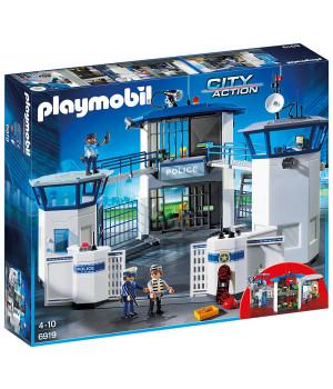 PLAYMOBIL CITY ACTION Poliisiasema ja vankila