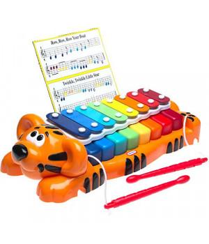 MGA LITTLE TIKES Viidakko-leikkiksylofoni ja -piano