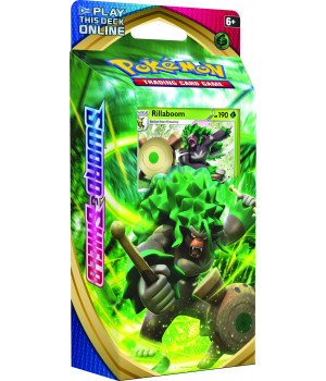 POKEMON - Sword & Shields 1 Theme Deck