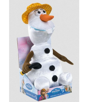 JUST PLAY Frozen -hahmo Olaf,laulava