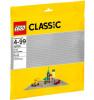 LEGO Harmaa rakennuslevy