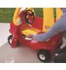MGA LITTLE TIKES Coupe kävelyauto, punainen