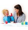 SES CREATIVE Askarteluesiliina pienille lapsille (1-4 vuotiaille)