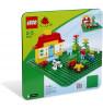 LEGO DUPLO Suuri vihreä rakennuslevy 2304