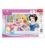 TREFL Palapeli 15 Prinsessat