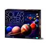 4M 3D rakennussarja Aurinkokunta