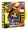 MGA L.O.L. SURPRISE! O.M.G. Remix -nukke, yllätyspakkaus, 23 cm
