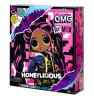 "MGA L.O.L. Surprise REMIX OMG Nukke ""Honeylicious"", 23 см"