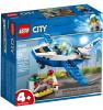 LEGO CITY Police Taivaspoliisin suihkaripartio 60206