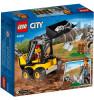 LEGO CITY Great Vehicles Rakennuskuormaaja 60219